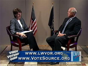 LWV Video Voters' Guide